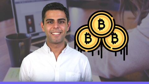 Udemy Coupon-Enroll On This Complete Bitcoin Course Which Will Help You Master Bitcoin & Join The Ecosystem!