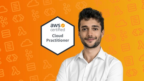Udemy Coupon-Pass the AWS Certified Cloud Practitioner Certification CLF-C01. Amazon Web Services Certified Cloud Practitioner exam!