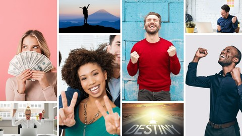 Udemy Coupon-Transform yourself and get the life your really want and deserve. 5 Courses that will guide you to your new dream life