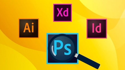 Udemy Coupon-Go From Beginner to Proficient! Learn the Essentials of Adobe Creative Cloud 2020: Illustrator, Photoshop, InDesign & XD
