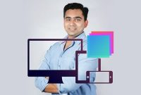Udemy Coupon-Design fully mobile responsive website with typing only 10% of code in Bootstrap Studio desktop application.