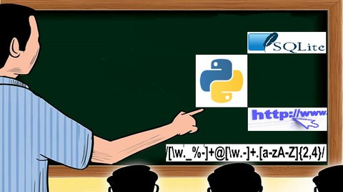Udemy Coupon-Learn Python hands-on (with practicals)
