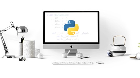 Udemy Coupon-This course is a depth introduction to both fundamental python programming concepts and the Python programming language.