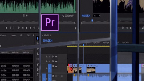 Udemy Couon-Learn video editing basics with Adobe Premiere Pro
