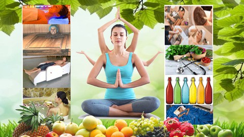 Udemy Coupon-Learn All About Naturopathy, Complementary and Alternative Medicine, on this fully accredited Diploma Course !