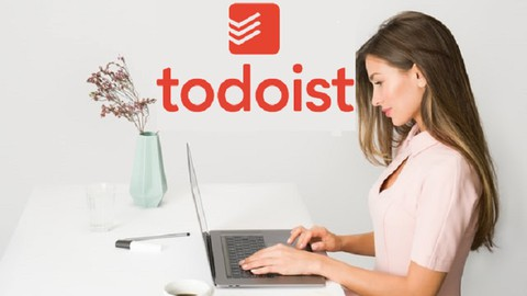 Udemy Coupon-Learn all Todoist features for increased Productivity. Based on the latest Todoist software options.