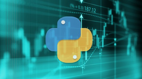 Udemy Coupon-Learn how to code and backtest different trading strategies for Forex or Stock markets with Python.