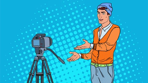 Udemy Coupon-Youtube & Instagram Video Production - Learn How To Film, Improve Editing, Color Correction, Find Great Music & Promote