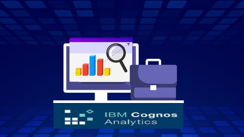 Udemy Coupon-The Best and Complete Course on Cognos Technology That Prepares You for an IT job better than any other course