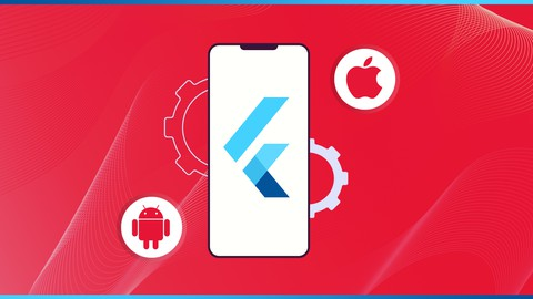 Udemy Coupon-Complete Flutter course that will get you job as Flutter Developer. You'll gain all the skills required by IT-companies.