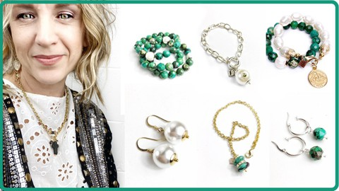 Udemy Coupon-Create Incredible Boutique Quality Gemstone Jewellery To Sell, Gift or Wear! Perfect For Business, Friends & Family