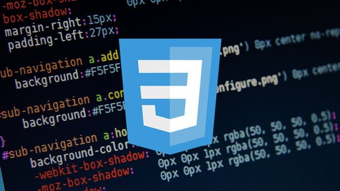 Udemy Coupon-Learn CSS from beginner to advanced level with both theoretical and practical explanations