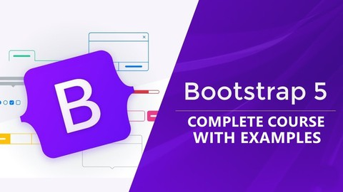 Udemy Coupon-Learn Bootstrap 5 from scratch + 3 Projects