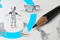 Udemy Coupon-Learn to draw from scratch - drawing basics for beginners w/ exciting sketching exercises to develop your drawing skills