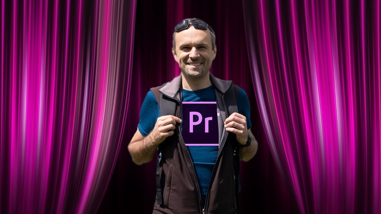Udemy Coupon-Become an efficient advanced video editor in Premiere Pro