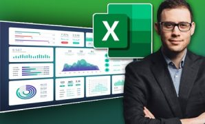 Udemy Coupon-The only Microsoft Excel Dashboard, Data Visualization & Data Analysis course for INTERMEDIATE to ADVANCED EXCEL users!