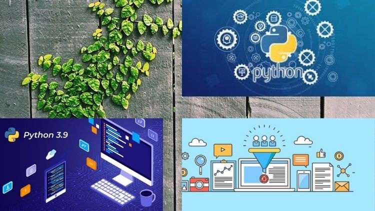 Udemy Coupon-Python 3.9 introduction, Zone Information Module, Annotations, Merge and Update Dictionaries, Generics, Remove Pref.....