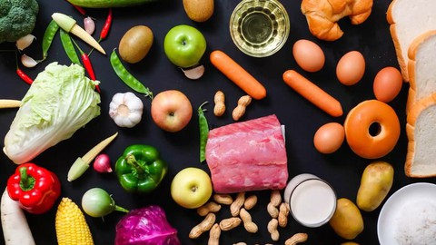 Udemy Coupon-Learn Nutrition Facts and understand the fundamentals of nutrition science, Nutrition Certification, Eat healthy, Be Fit