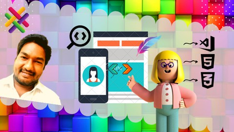 Udemy Coupon-A Complete Bundle of Web Designs For Front End Web Developers [ Essential Course ]