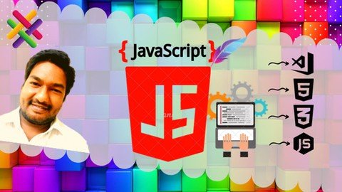 Udemy Coupon-Take a deep dive into JavaScript, a Must-Know Language in Web Development, with a Hands-on.
