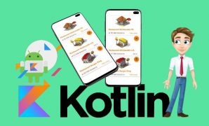 Udemy Coupon-Learn how to clean your Android code and become a better Kotlin Android developer that writes clean and better code!