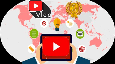 Udemy Coupon-Become a YouTuber Influencer, Crush Your Competition, Build Your BRAND, dominate YouTube subscribers, & YES MONETIZE TOO