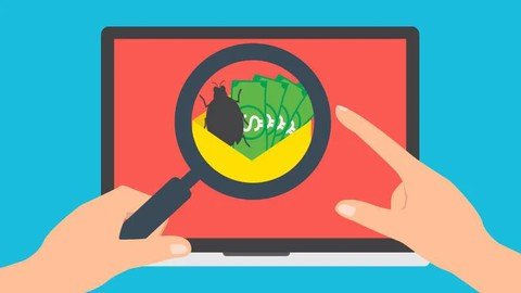 Udemy Coupon-Bug Bounty course that will take you to the next level of Bug Hunting. You will be able to find real bugs after this
