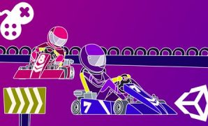 Udemy Coupon-Learn all about vehicle physics, game mechanics, AI, and networking for multiplayer kart racing experiences.
