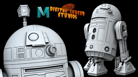Udemy Coupon-Learn Maya's powerful modeling tools and master professional techniques for hard surface modeling