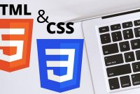 Udemy Couon-Become an In-demand HTML& Css Master by creating Web Pages and building real-world projects and examples.
