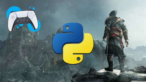 Udemy Coupon-Learn Python by Designing Games From Scratch | From Zero to Hero