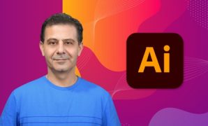 Udemy Coupon-Learn Graphic Design in Adobe Illustrator CC: Create Vector Graphics, Logo Design, Icon Design with 30+practice projects