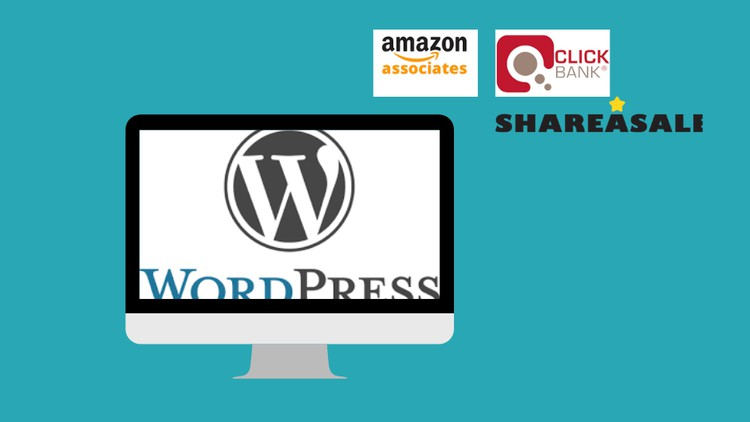 Udemy Coupon-Build affliate websites with wordpress and earn extra passive oncome with this