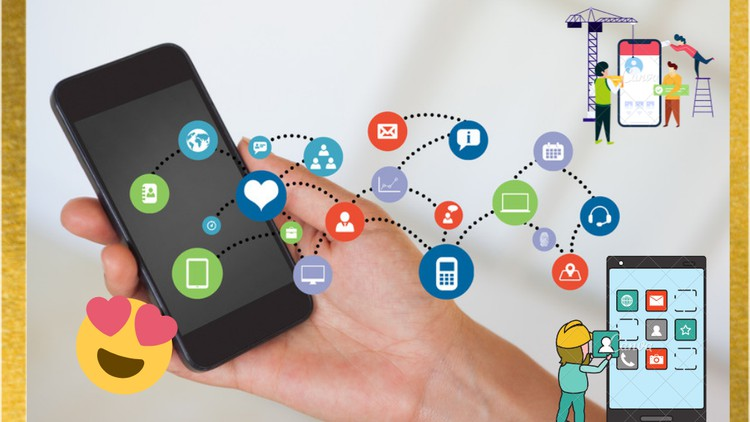 Udemy Coupon-Launch your own Mobile App in 2 hours. We will build a mobile app with Google Sheets and Glide, with no coding required.
