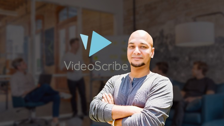 Udemy Coupon-Create your own engaging whiteboard animations , explainer video to tell your story like a PRO animator