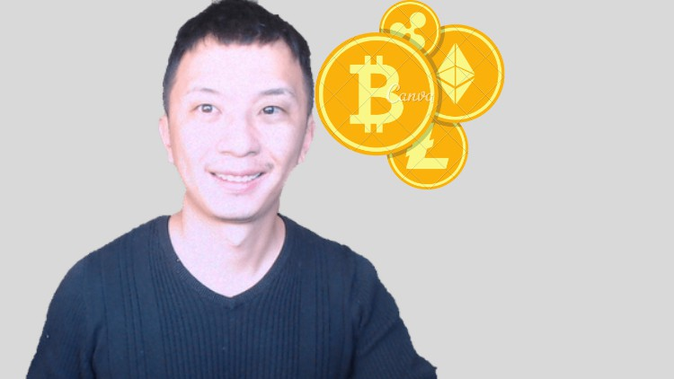 Udemy Coupon-How to invest in the next generation currency and start your own FinTech business