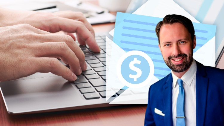 Udemy Coupon-Cold Email Marketing, Sales & Business Development in 2021   Copywriting, B2B Lead Generation & Real Examples!