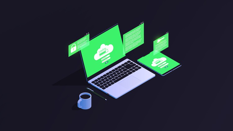 Udemy Coupon-Learn the basics of cybersecurity for students, taught by a student.