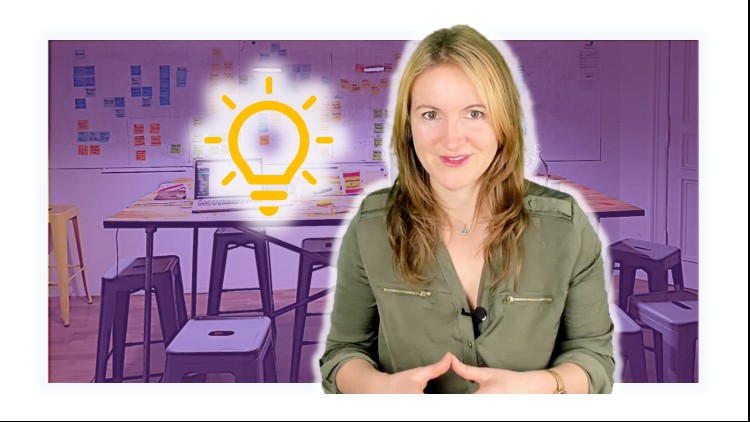 Udemy Coupon-Get your certificate in 3 hrs | Solve your design thinking challenge in class | Practical templates & innovation methods