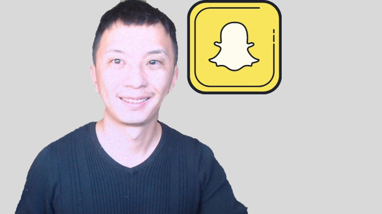 Udemy Coupon-Learn the secrets of Snapchat success !
