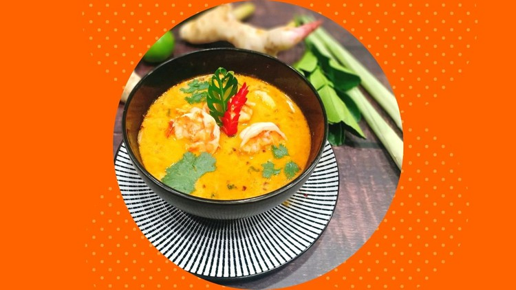 Udemy Coupon-Authentic Simple Thai food for your everyday diet. Best Keto food Ketogenic Diet plan. Thai Cookig class Easy Recipes.