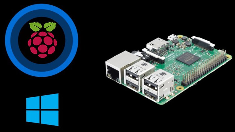 Udemy Coupon-Tap the power of Windows 10 IoT Core and Master Embedded Systems Programming on Raspberry Pi using Windows IoT Core.