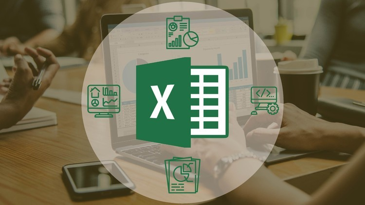 Udemy Coupon-Microsoft Excel for Business - Excel Formulas and Functions, Excel Charts, Excel Analytics, Shortcuts & Excel Macros