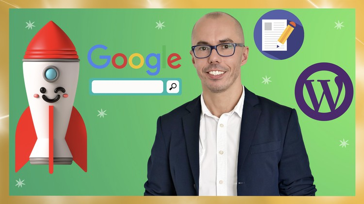 Udemy Coupon-Be a SEO, Local SEO, Content Marketing, Copywriting & WordPress Websites Consultant - Profit with FAST LEARN SEO Course.