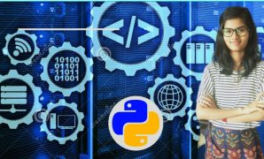 Udemy Coupon-Master python by learning concepts , doing programs and making wonderful python projects including apps and games