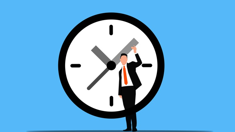 Udemy Coupon-Good time management enables you to work smarter – not harder – so that you get more done in less time.