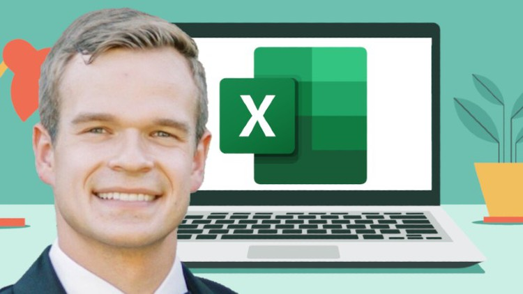 Udemy Coupon-Master advanced Excel formulas and shortcuts with real world business examples. Increase your productivity.