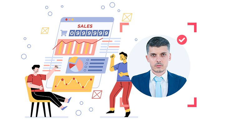 Udemy Coupon-Ideal for all those who want to make the first sale of at least 1000 euros, 10000 euros or 100000 euros.