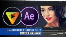 Udemy Coupon – After Effects CC: Master Lower Thirds Title & Text Animation
