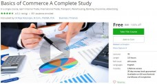 Udemy Coupon – Basics of Commerce A Complete Study
